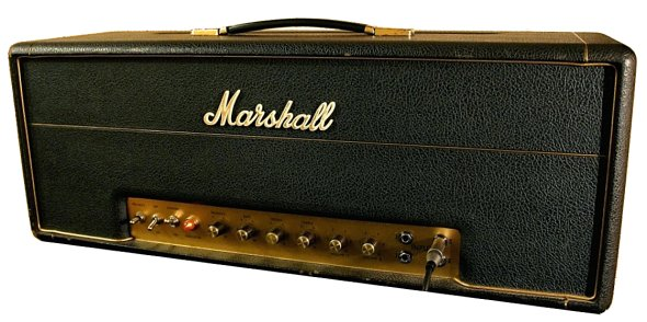 Marshall Super lead 100WATT (1967)
