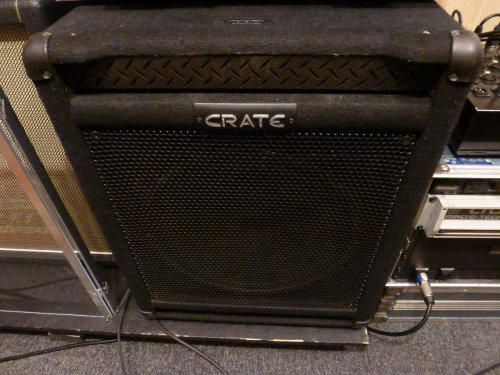 Crate cab 4bass