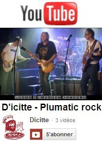 Plumatic rock YouTube 3